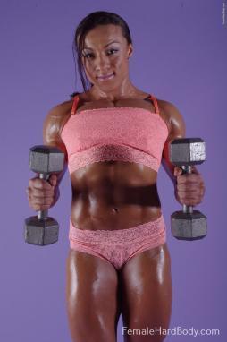 best of Women Hot stip muscle