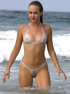 Laser reccomend Nude voyer bikini