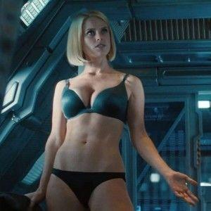 Cosmic reccomend Katee sackhoff topless pic