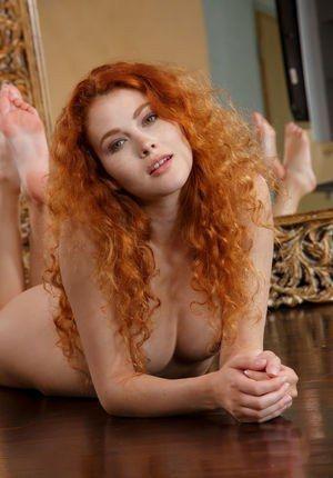 Nude redhead pics