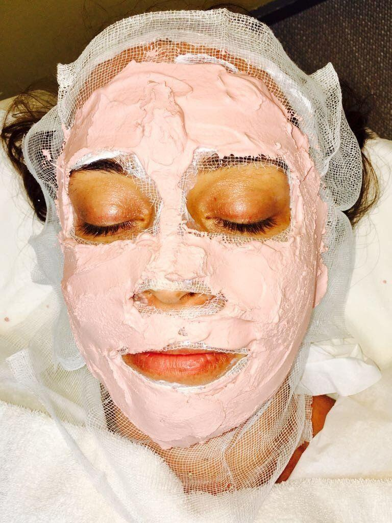 Benz reccomend Deep pore cleaning facial