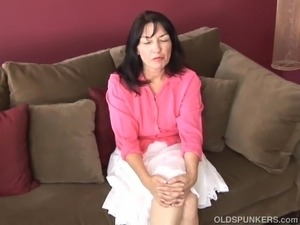 Chubby old spunker - New porno free pic.