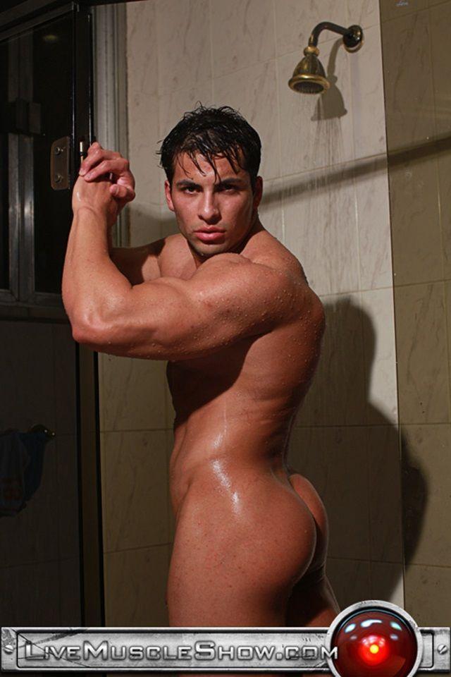 Gay lesbian bodybuilder