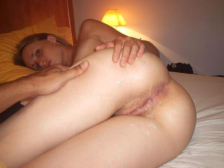 Girls with sperm in there pussy